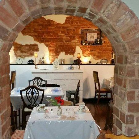 Hoschton, จอร์เจีย: Cozy tearoom!