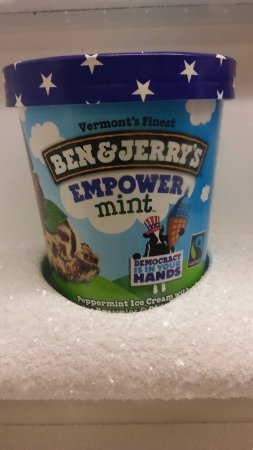 Ben & Jerry's: Our visit.
