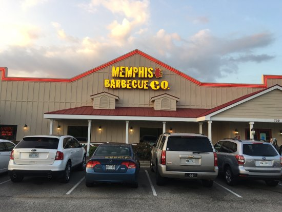 Horn Lake, Миссисипи: Memphis Barbecue Co.