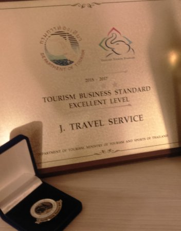 J.Travel Service