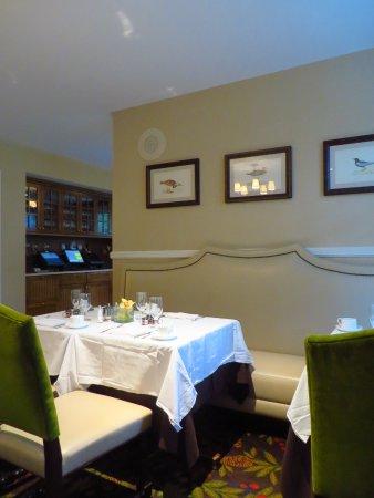 Bretton Arms Dining Room : Dining room