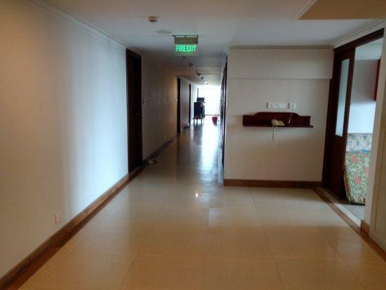 Arcadia Regency Hotel Alleppey: 4th Floor