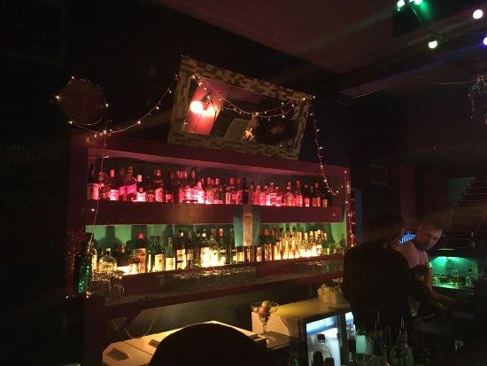 Flux Bar