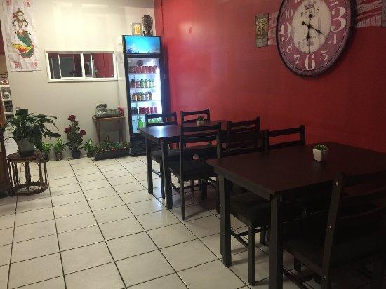 Yorkeys Knob, Australia: More tables inside