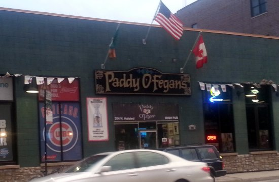 Paddy O'Fegan's