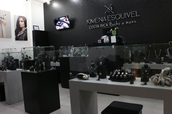Escazu, Costa Rica: Ximena Esquivel Jewelry