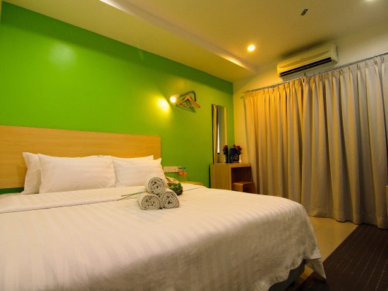 T Hotel Kuala Perlis: Guest Room