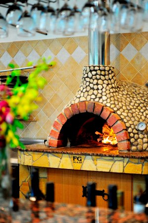 Donnybrook, Australia: Wood fired pizza