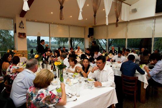 Donnybrook, Australië: wedding at the restaurant