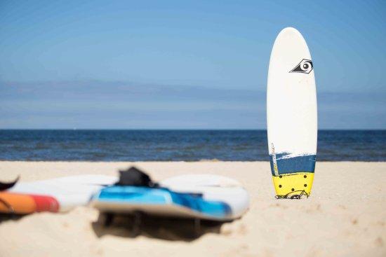 Schoene Freizeit Surf- & Kitesurfschule