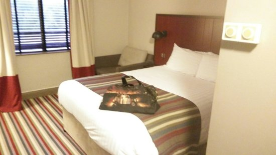 Village Hotel Blackpool: Photo of the room