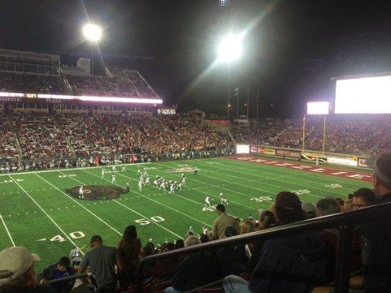 "University of Montana: ""Griz Football is a Blast"""