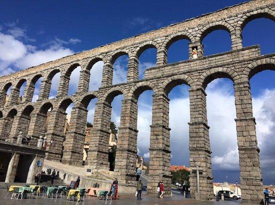 Akuaduk Segovia