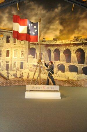 National Civil War Museum: First Shots