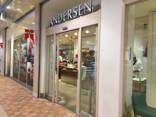 Andersen: 店舗外観