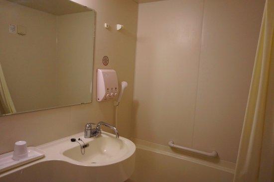 Toyoko Inn Busan No.1: Clean Bathroom