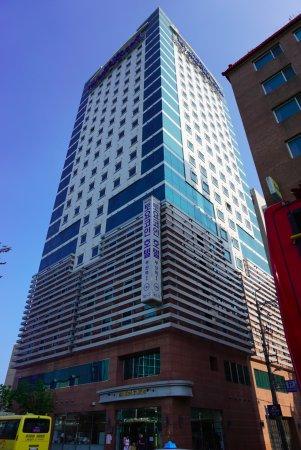 Toyoko Inn Busan No.1: View of The Hotel