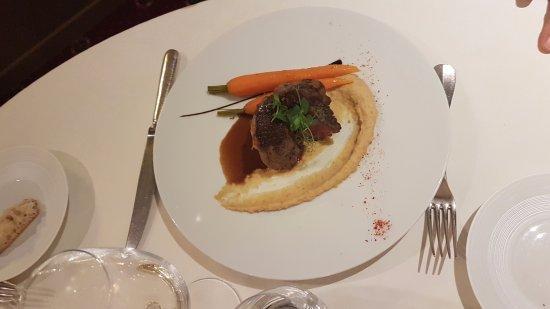 Plat Photo De Restaurant Relais D Aumale Orry La Ville