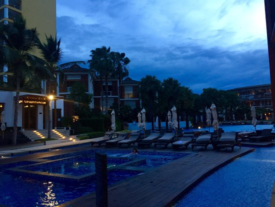 InterContinental Hua Hin Resort: Lovely hotel room and premises