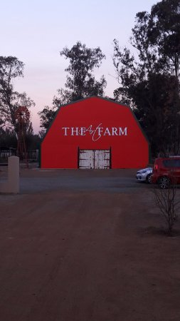 Eikenhof, Sydafrika: The Art Farm