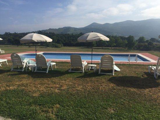 Hotel & Spa Don Silvio: Es un lugar muy recomendable, es un hotel cómodo y tranquilo ubicado en un enclave maravilloso.