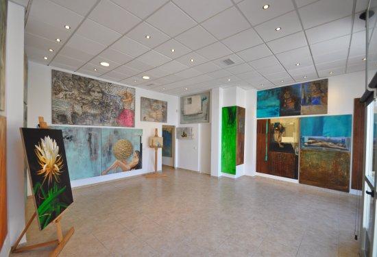 Santanyí, España: Galeria Klee Santanyi