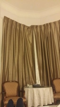 Toorak, Australia: Nice curtains...