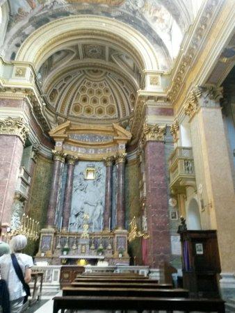 Chiesa di san pantaleo rome itali beoordelingen for Corso arredatore d interni roma