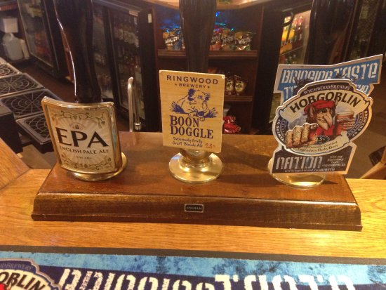 Waterlooville, UK: Ales
