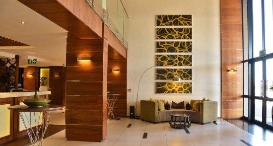 Premier Hotel Midrand: Reception