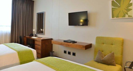 Premier Hotel Midrand: Standard Twin