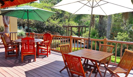 North Riding, Sydafrika: Deck and Koi Pavillion