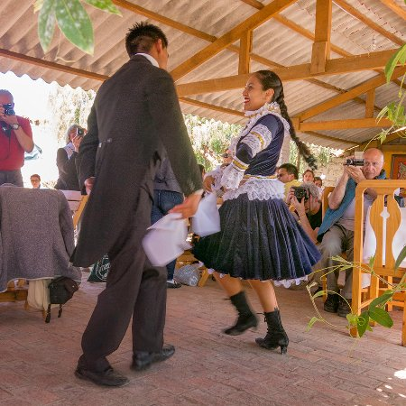 Tarabuco, Bolivia: Espacio cultural y Restaurante Samay Wasi