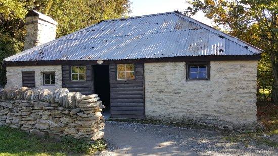 Эрроутаун, Новая Зеландия: 礦工小屋