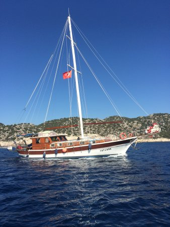 Kekova Boat Cruise