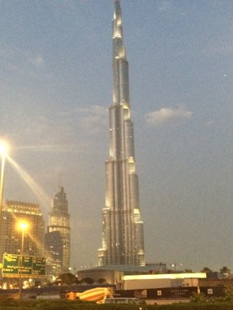 The Meydan Hotel Resmi