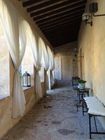 Sant'Anatolia di Narco, Italia: esterno hotel