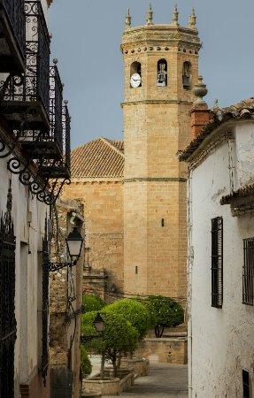 Banos de la Encina, Spanien: Iglesia de San Mateo templo renacentista inspirado en la arquitectura de Andrés de Vandelvira. V
