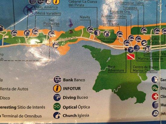 Chula Vista Resort Review Updated Rates Sep 2019: данный отель отмечен стрелкой, обратите внимание на пляж