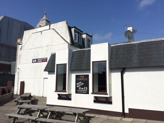 The Complex pub