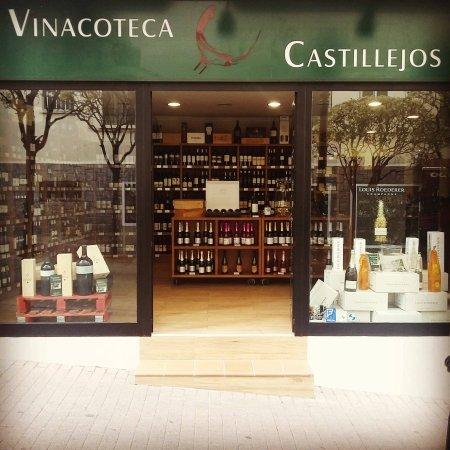 Vinacoteca Castillejos