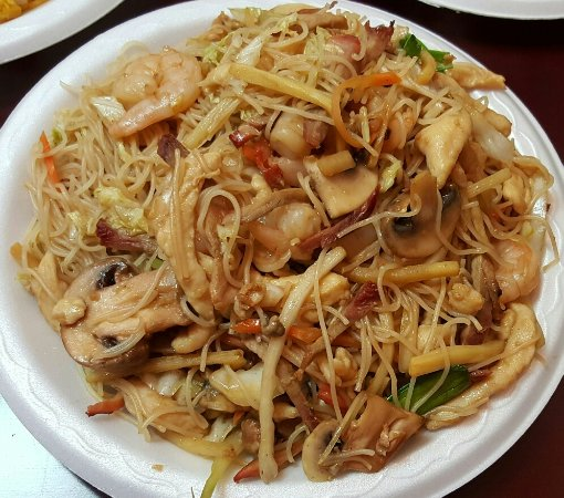 Chinese Food At Myrtle Beach