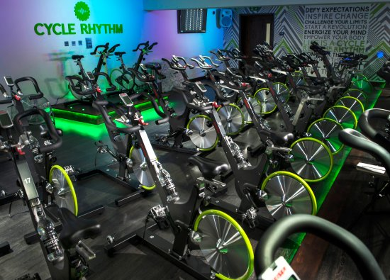 Loughton, UK: Cycle Rhythm studio
