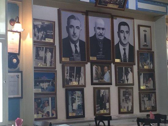 Gemlik, Turquía: The Restaurant of the Founder of Iskender Kebap