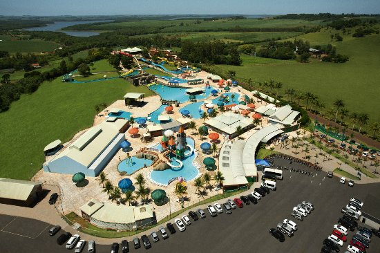Itaipuland Hot Park Resort & Spa Thermal
