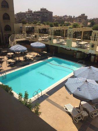 Le Meridien Heliopolis: Pool room view