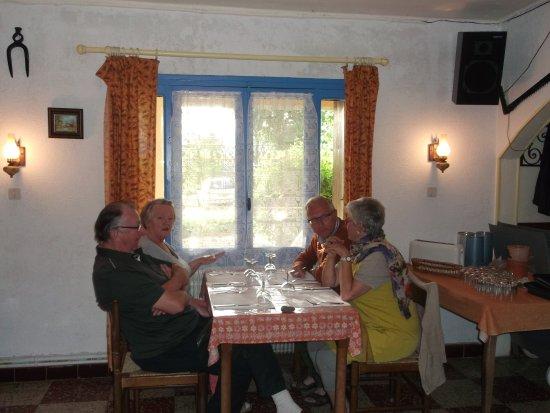 Gagnieres, ฝรั่งเศส: photo de la salle