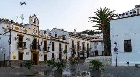 Montejaque, España: der Marktplatz