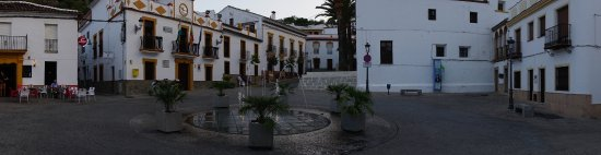Montejaque, España: Marktplatz