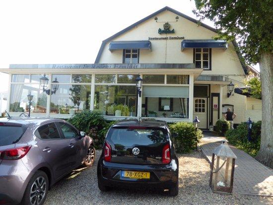 Baarn, Holland: Restaurant Eemlust